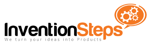 Invention Steps Logo